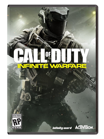 Call Of Duty: Infinite Warfare For PC (Physical Disc)