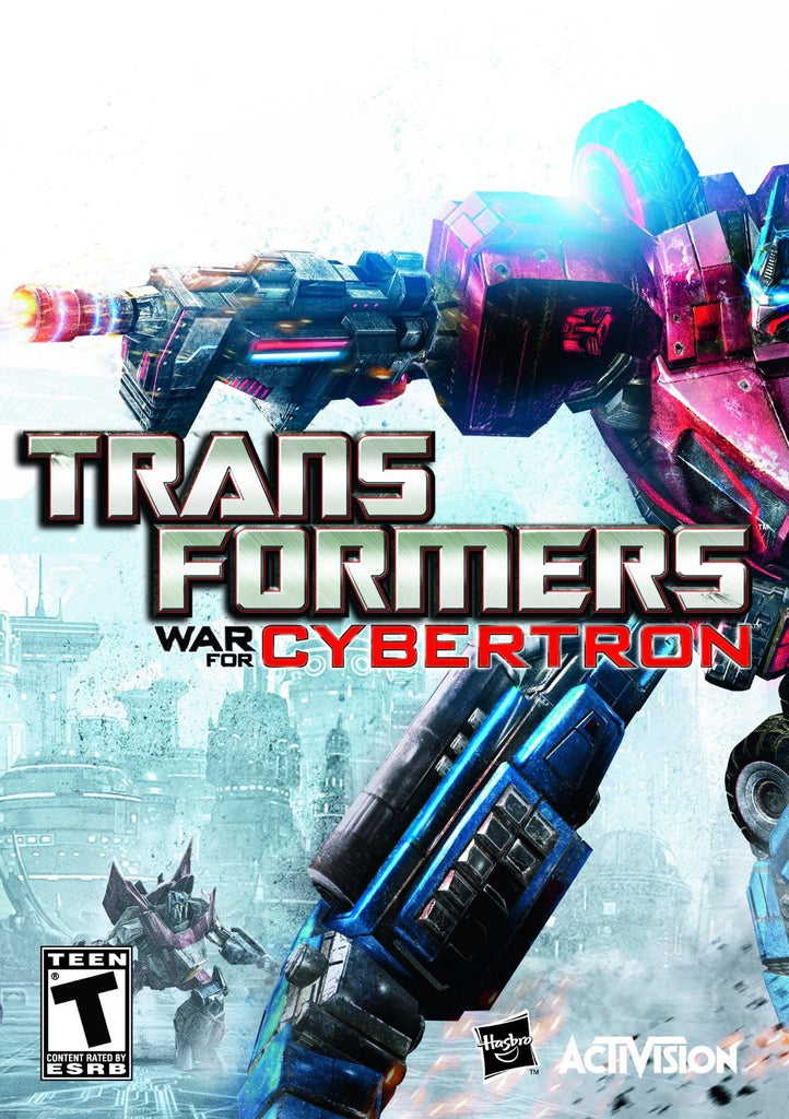 Transformers: War for Cybertron Windows PC Game Download Steam CD-Key Global