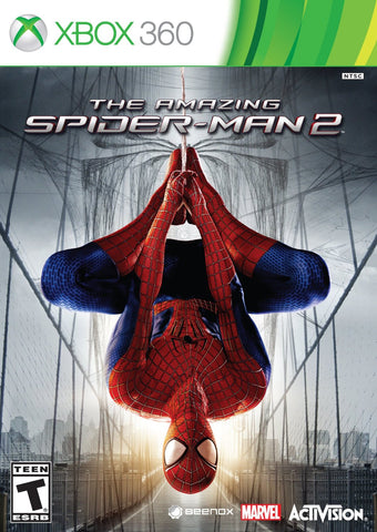 The Amazing Spider-Man 2 For Xbox 360 (Physical Disc)