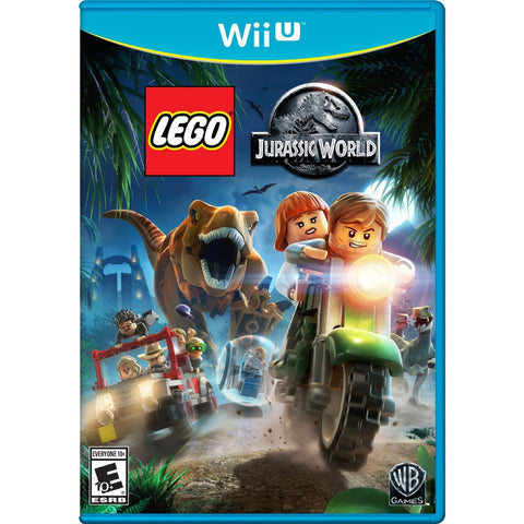 LEGO Jurassic World For Wii U (Physical Disc)