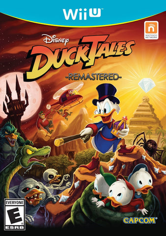 DuckTales Remastered For Wii U (Physical Disc)