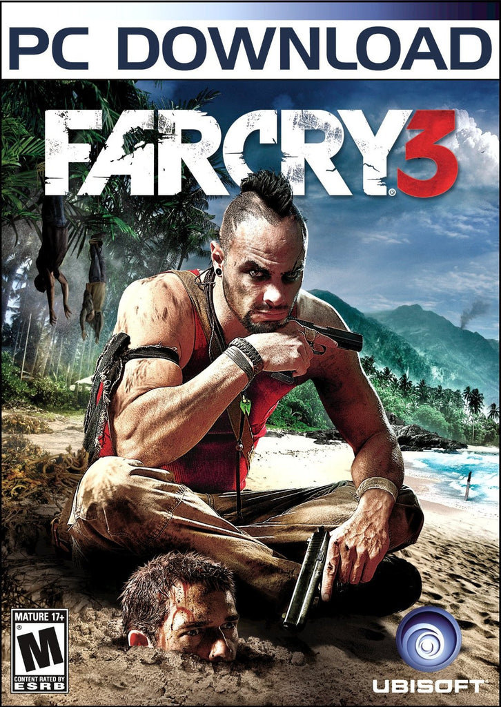 Far Cry 3 Windows PC Game Download Steam CD-Key Global