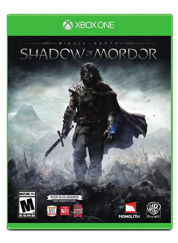 Middle Earth: Shadow of Mordor For Xbox One (Physical Disc)