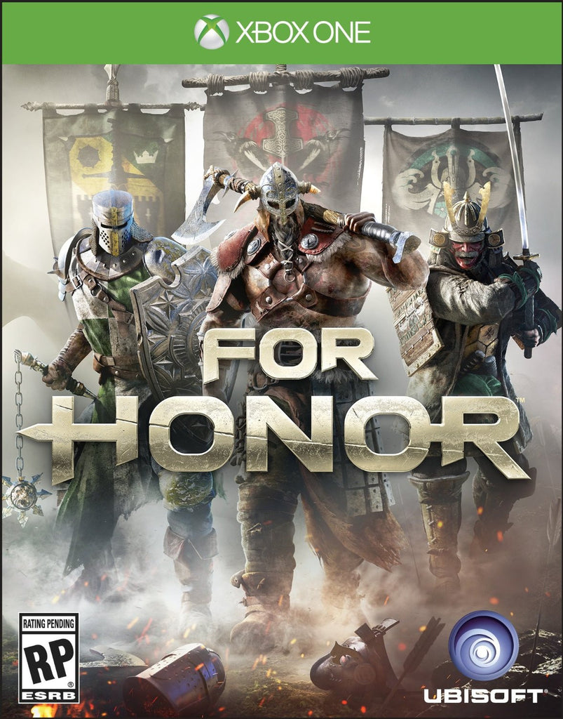 For Honor For Xbox One (Physical Disc)