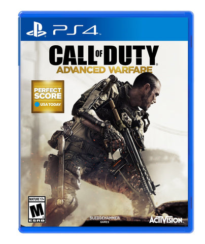 Call of Duty: Advanced Warfare For PlayStation 4 (Physical Disc)