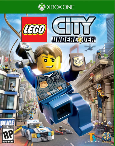 LEGO City Undercover Pre-Order For Xbox One (Physical Disc)