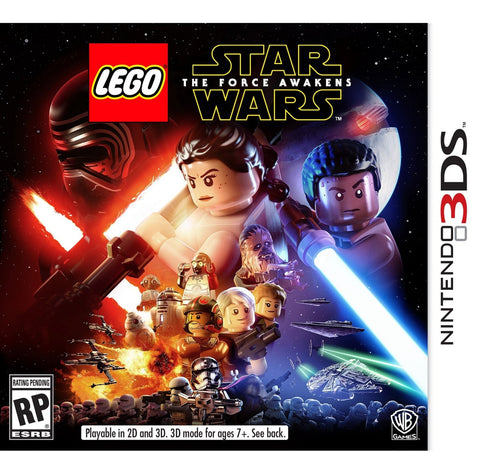 LEGO Star Wars: The Force Awakens - Standard Edition For 3DS (Physical Cartridge)