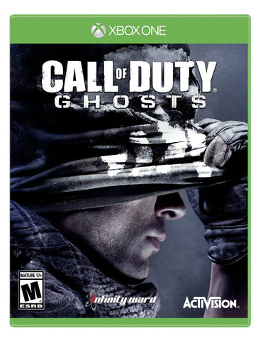 Call of Duty: Ghosts For Xbox One (Physical Disc)