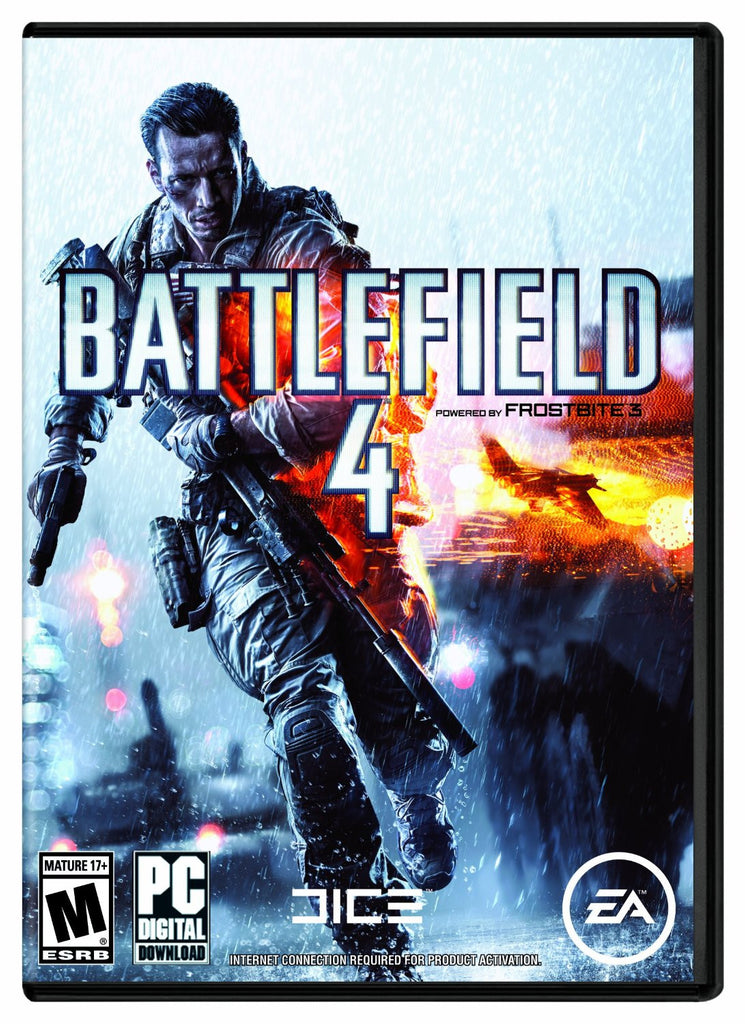 Battlefield 4 Windows PC Game Download Origin CD-Key Global
