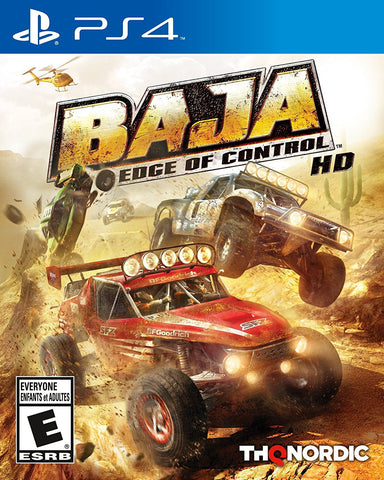 Baja: Edge of Control HD Pre-Order For PlayStation 4 (Physical Disc)