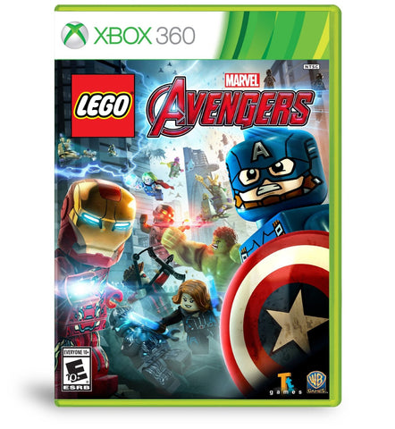 LEGO MARVEL's Avengers For Xbox 360 (Physical Disc)