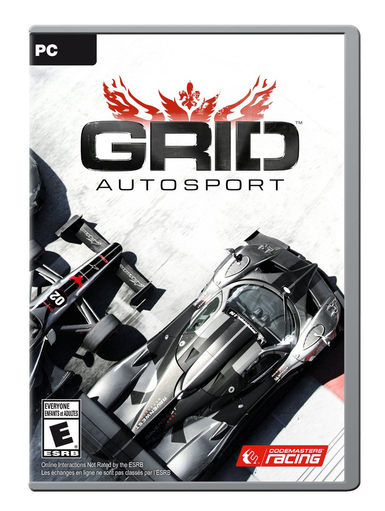 GRID Autosport Windows PC Game Download Steam CD-Key Global