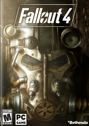 Fallout 4 For PC (Physical Disc)