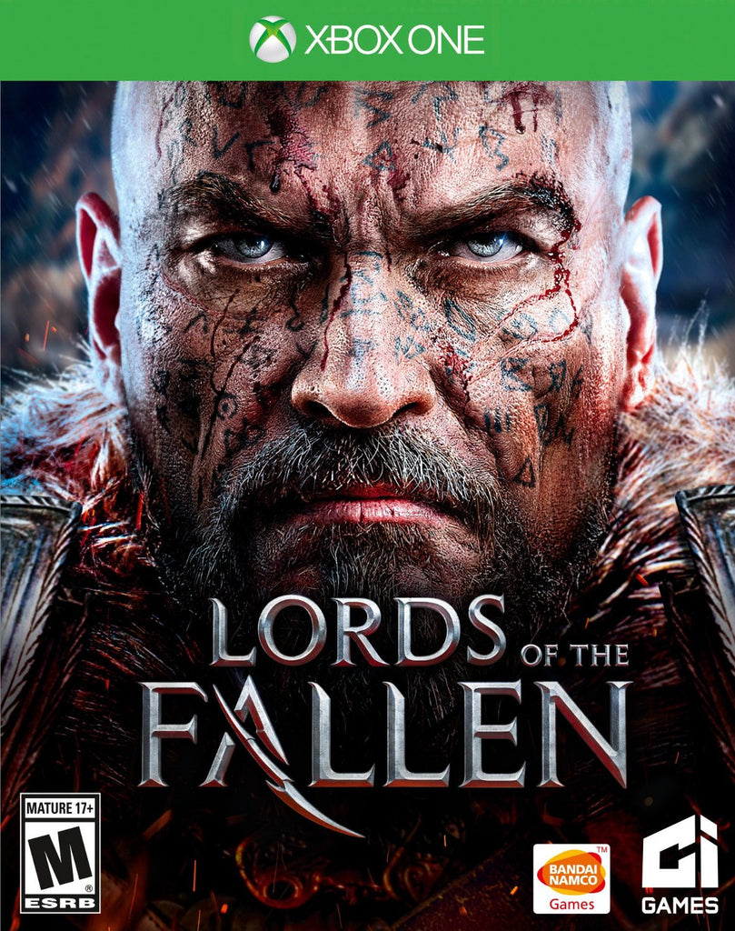 Lords of the Fallen For Xbox One (Physical Disc)