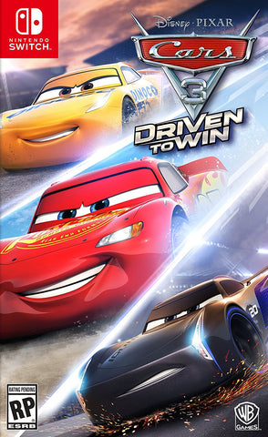 Cars 3: Driven to Win Pre-Order For Switch (Physical Cartridge)