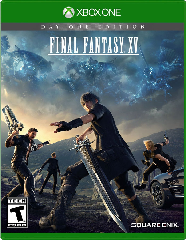 Final Fantasy XV Day One Edition For Xbox One (Physical Disc)