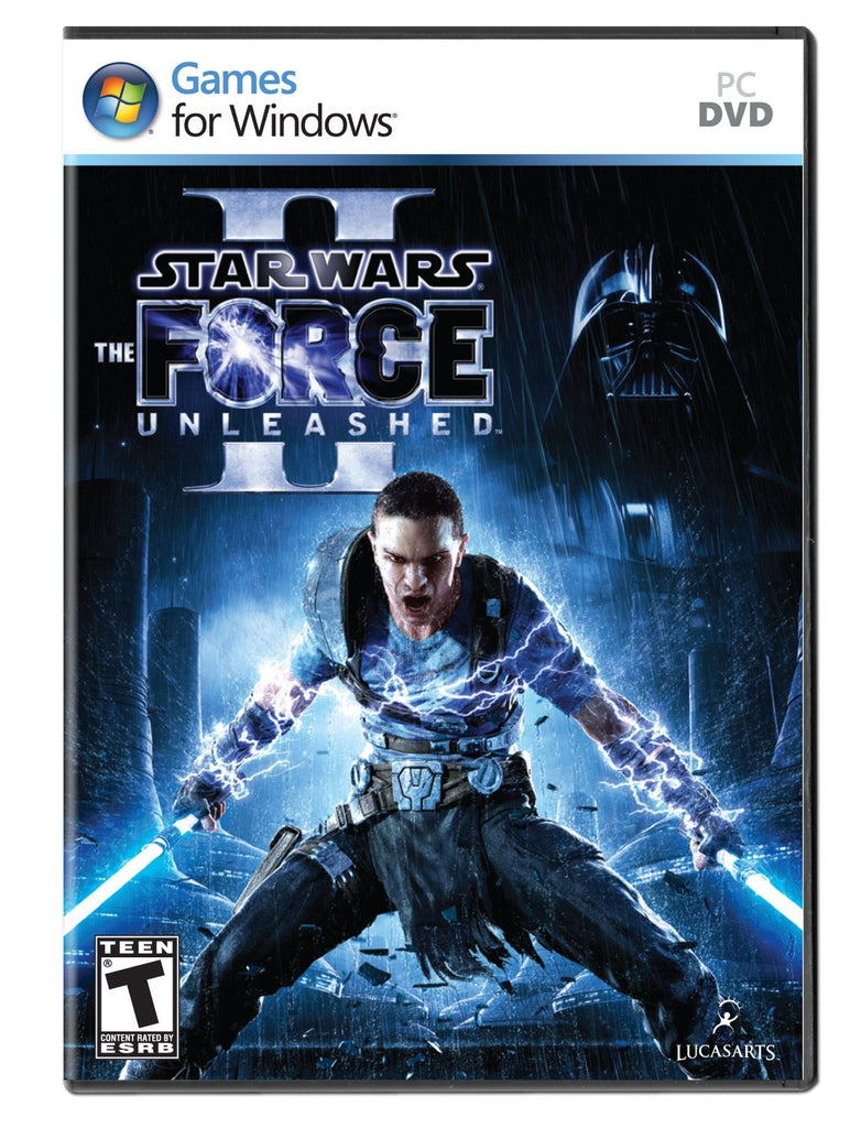 Star Wars: The Force Unleashed 2 Windows PC Game Download Steam CD-Key Global