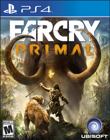 Far Cry Primal For PlayStation 4 (Physical Disc)