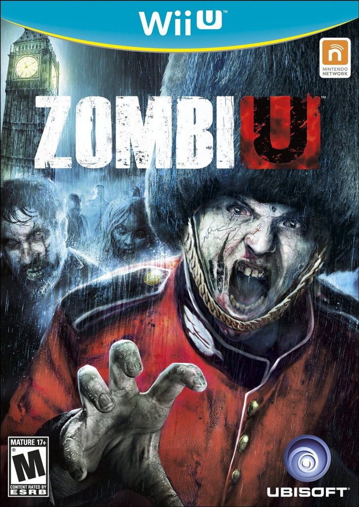 ZombiU For Wii U (Physical Disc)