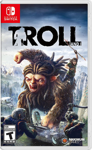 Troll & I Pre-Order For Switch (Physical Cartridge)