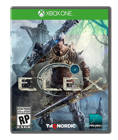 Elex Pre-Order For Xbox One (Physical Disc)