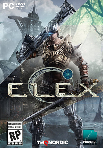 Elex Pre-Order For PC (Physical Disc)