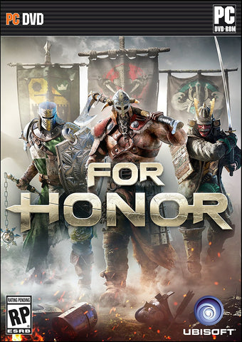 For Honor Pre-Order For PC (Physical Disc)