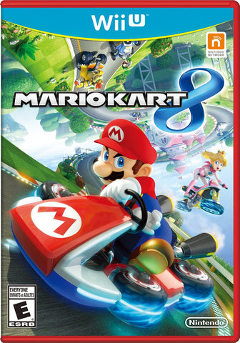 Mario Kart 8 For Wii U (Physical Disc)