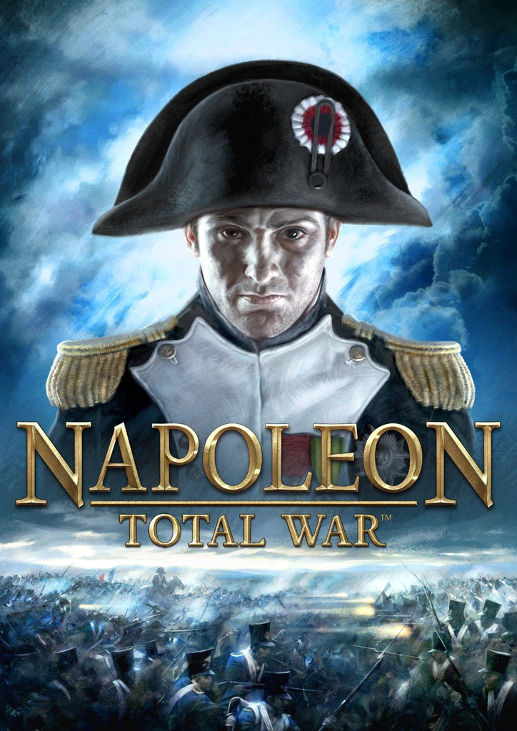 Napoleon: Total War Windows PC Game Download Steam CD-Key Global
