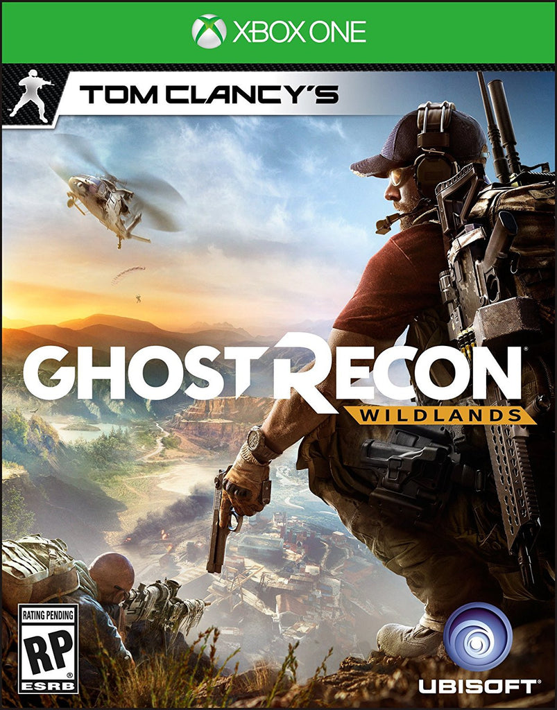 Tom Clancy's Ghost Recon Wildlands For Xbox One (Physical Disc)