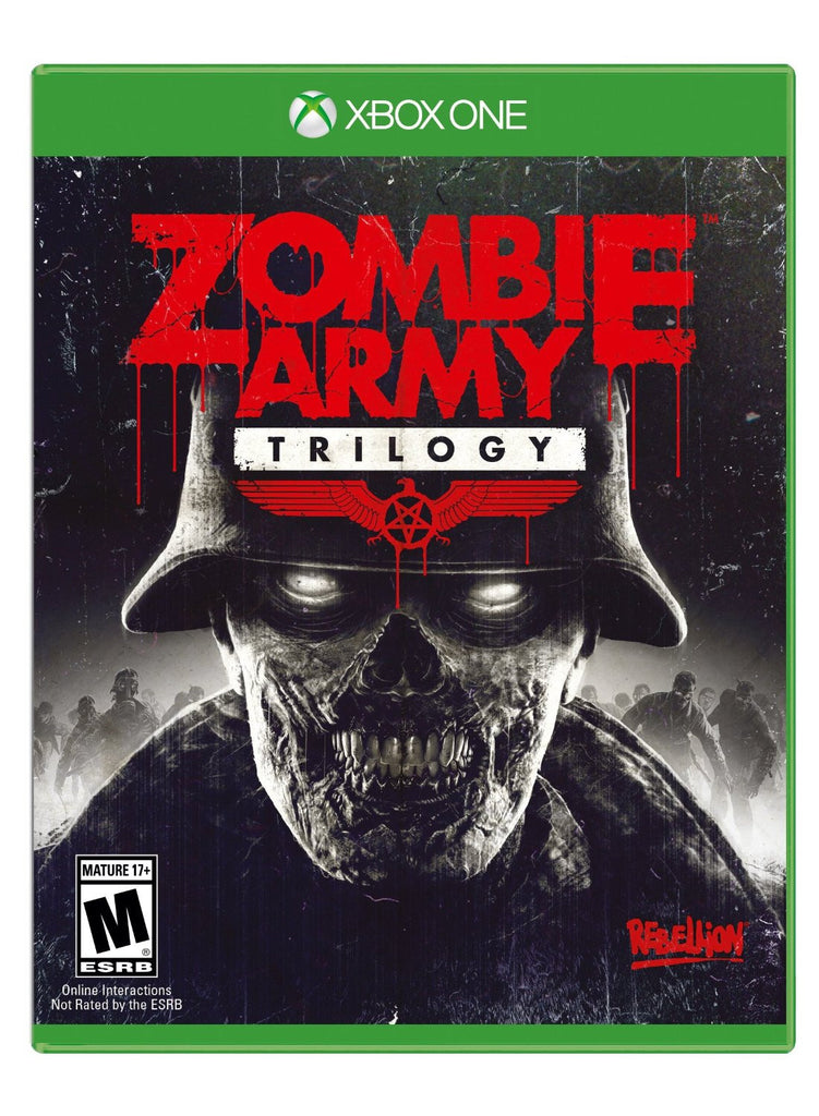 Zombie Army Trilogy For Xbox One (Physical Disc)