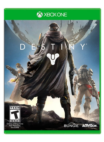 Destiny - Standard Edition For Xbox One (Physical Disc)