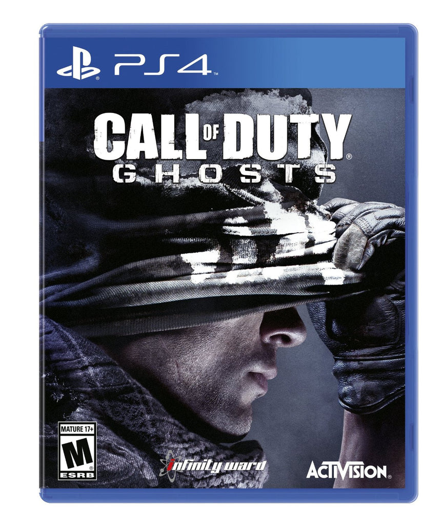 Call of Duty: Ghosts For PlayStation 4 (Physical Disc)