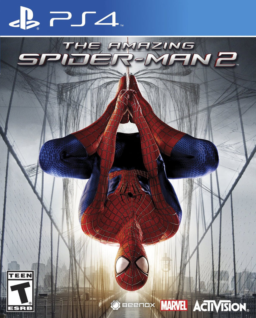 The Amazing Spider-Man 2 For PlayStation 4 (Physical Disc)