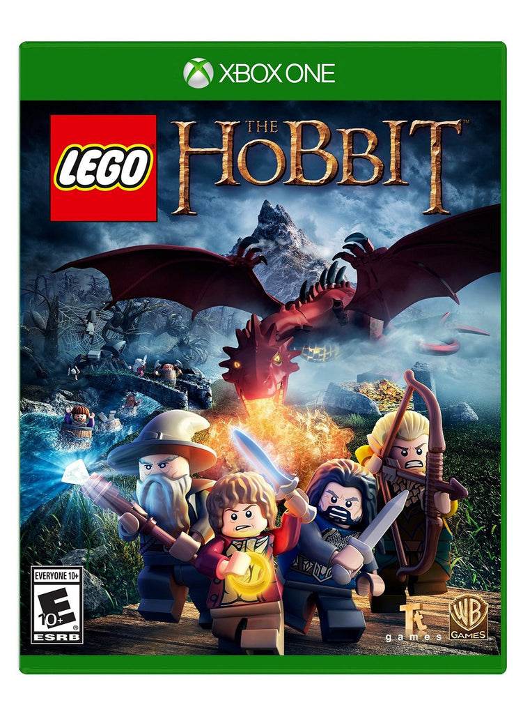LEGO The Hobbit For Xbox One (Physical Disc)