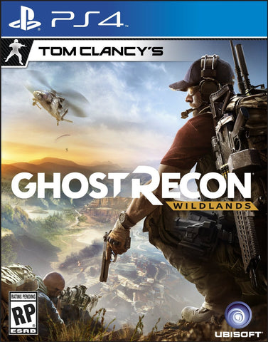 Tom Clancy's Ghost Recon Wildlands For PlayStation 4 (Physical Disc)