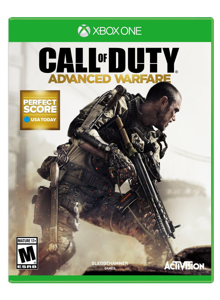 Call of Duty: Advanced Warfare For Xbox One (Physical Disc)