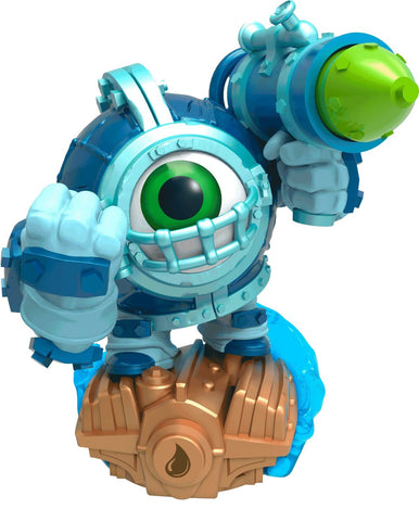 Skylanders SuperChargers: Drivers Dive Clops Character Pack