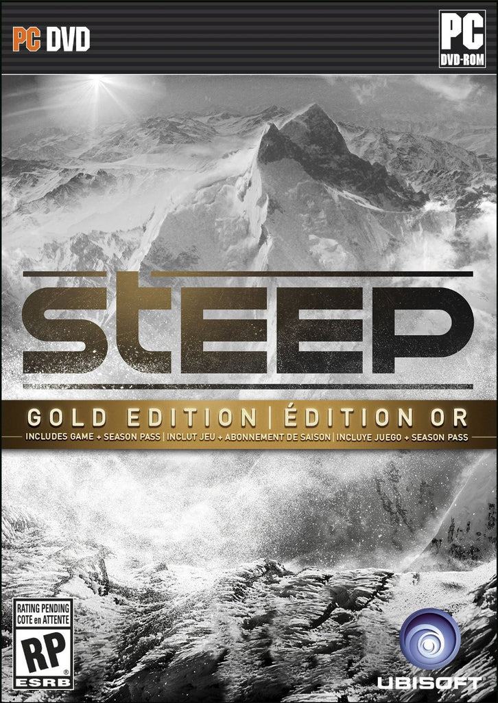 Steep: Gold Edition For PC (Physical Disc)