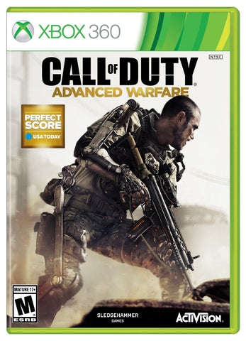 Call of Duty: Advanced Warfare For Xbox 360 (Physical Disc)