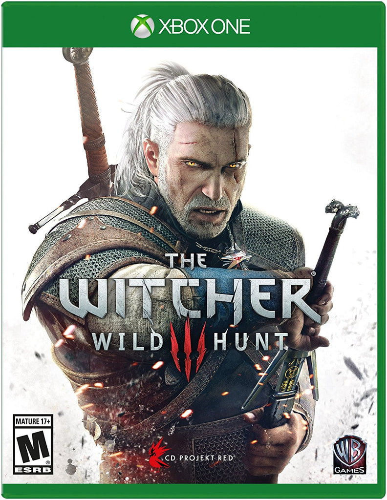 The Witcher 3: Wild Hunt For Xbox One (Physical Disc)