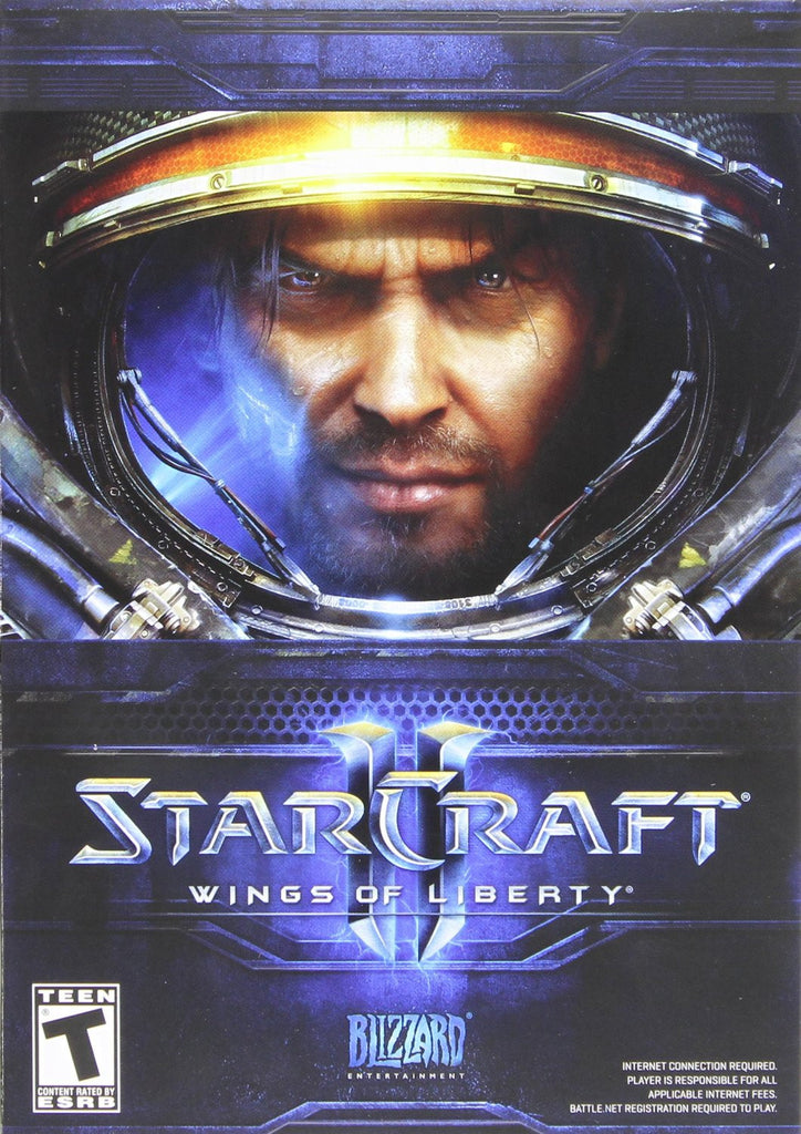 Starcraft II: Wings of Liberty Windows PC Game Download Battle.net CD-Key Global