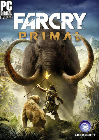 Far Cry Primal Windows PC Game Download Uplay CD-Key Global