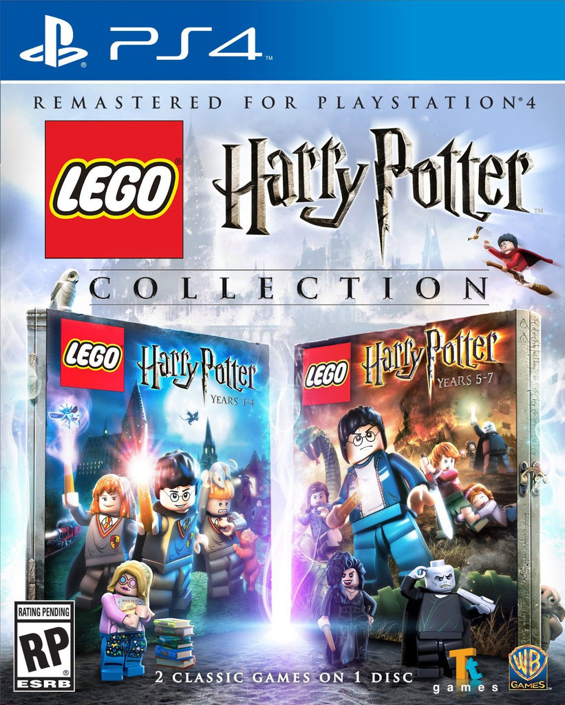 LEGO Harry Potter Collection For PlayStation 4 (Physical Disc)