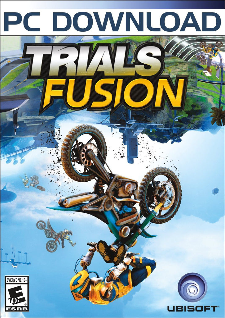 Trials Fusion Windows PC Game Download Steam CD-Key Global