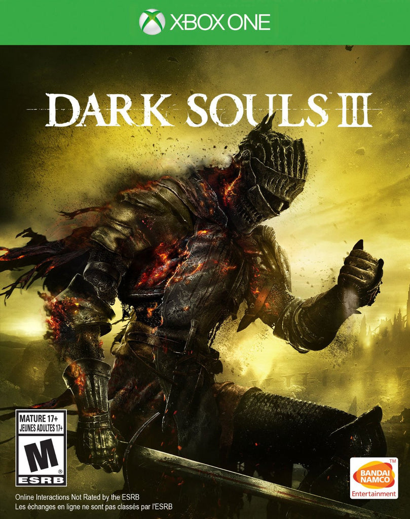 Dark Souls III For Xbox One (Physical Disc)