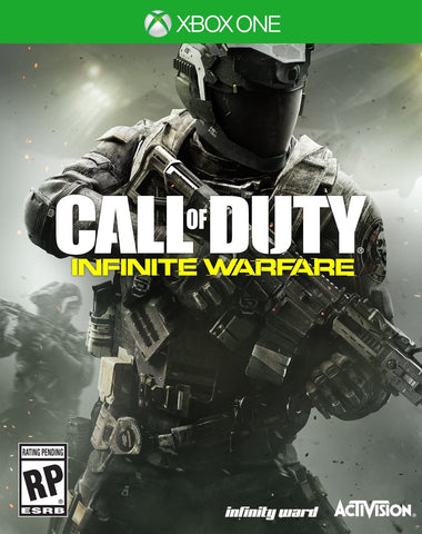 Call Of Duty: Infinite Warfare For Xbox One (Physical Disc)