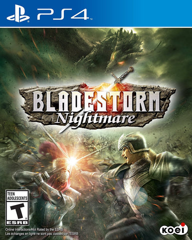 Bladestorm Nightmare For PlayStation 4 (Physical Disc)