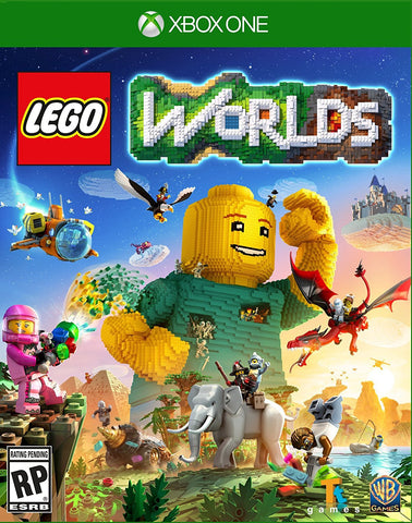 LEGO Worlds For Xbox One (Physical Disc)