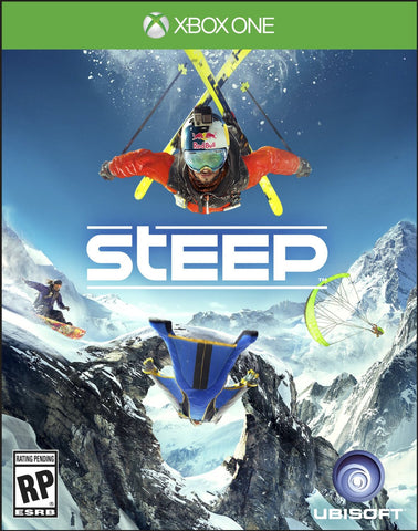 Steep For Xbox One (Physical Disc)